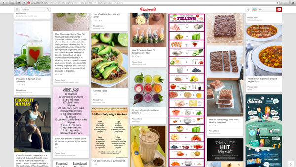 pinterest-health-board