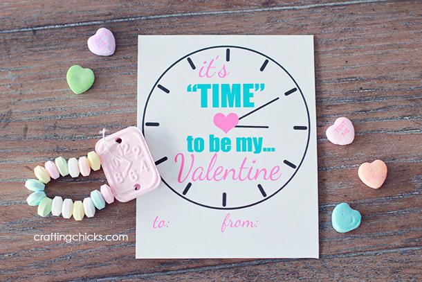 sm time valentine