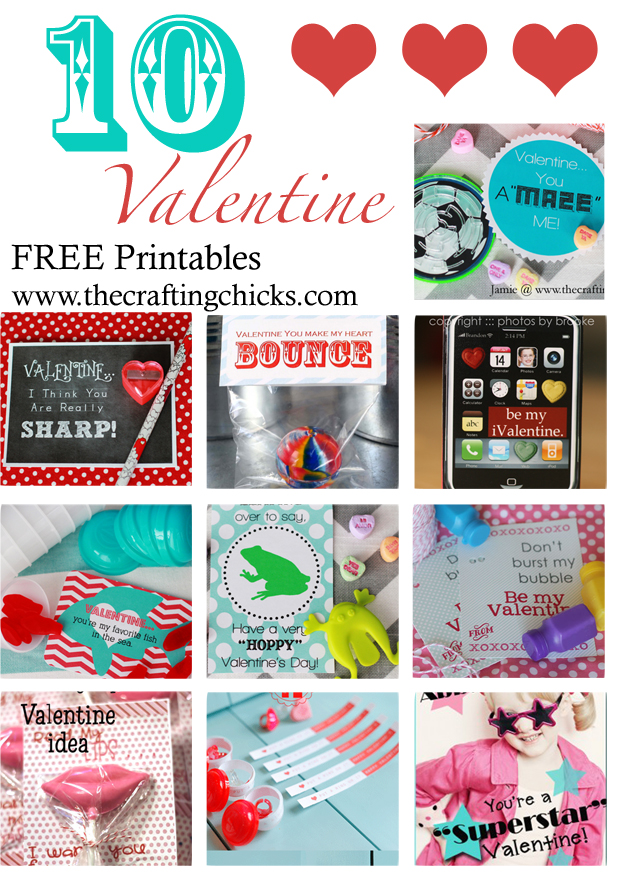 valentine top ten header