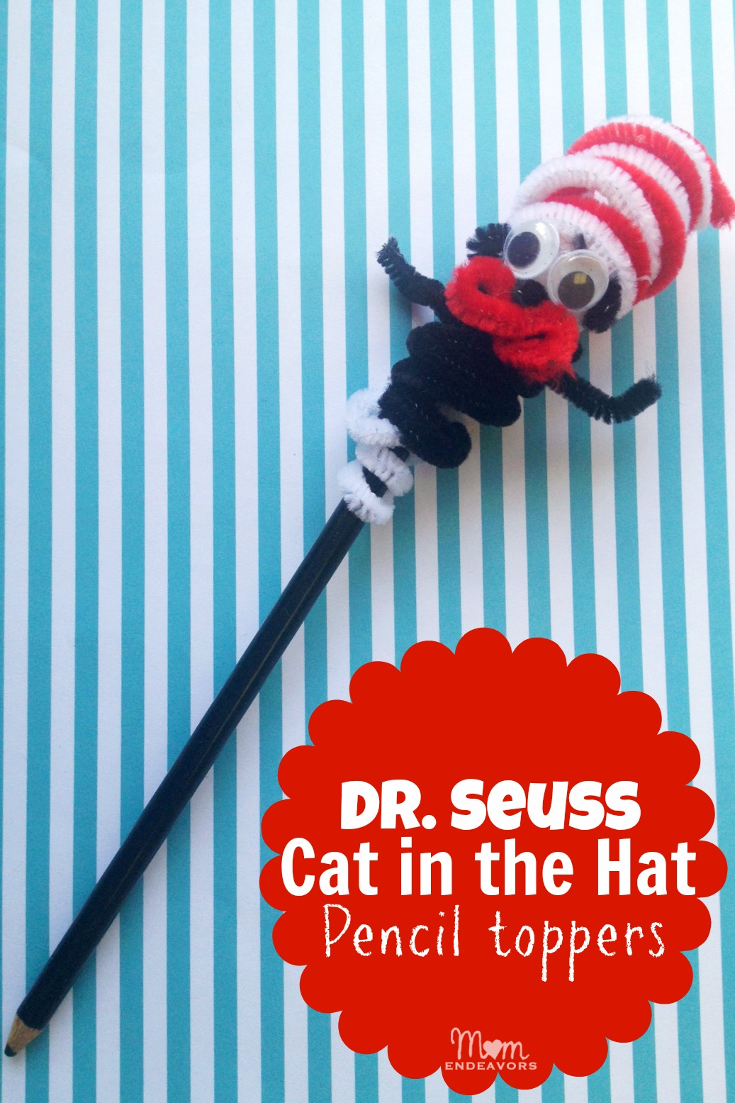 Dr.-Seuss-Cat-in-the-Hat-Pencil-Toppers
