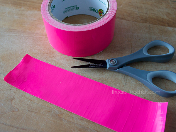 Pink Duck Tape