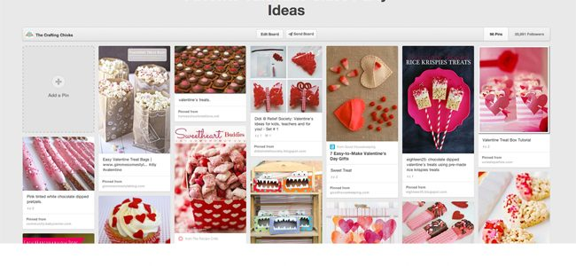 Valentine Class Party Ideas *Featured Pinterest Board