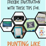Tips for Printable Success