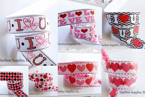 ribbon valentine 2013