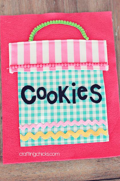 sm cookie quiet book 12