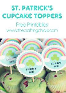 sm cupcake topper header
