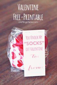 sm sock valentine 2