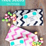 Truffula Tree Seeds *Free Printable