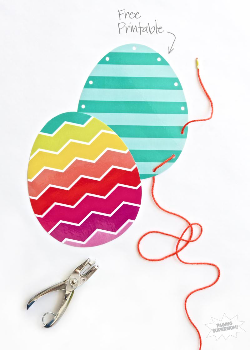 Sew an Egg