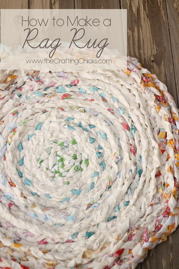 Rag Rug The Crafting S