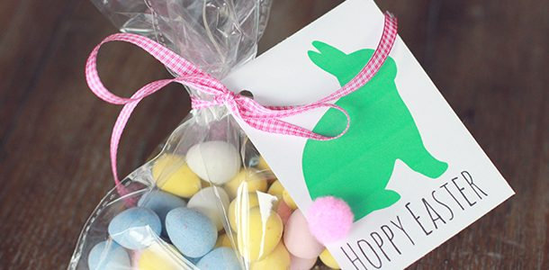 Easter Gift Tags *Free Printable