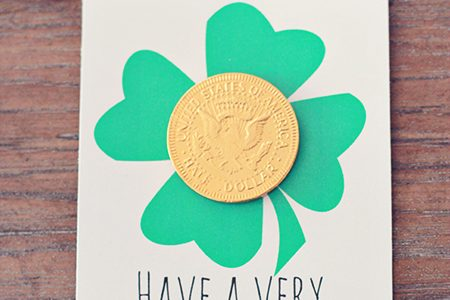 Lucky Coin Printable