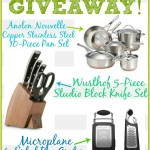 Oh Sweet Basil Birthday Giveaway: Cooking