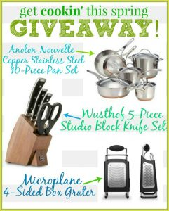 Cooking Giveaway Pic 2