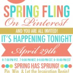Pinterest Party TONIGHT!!!!
