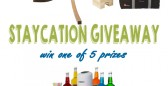 Staycation Giveaway!