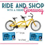 Bloggers' Best RIDE & SHOP Giveaway!