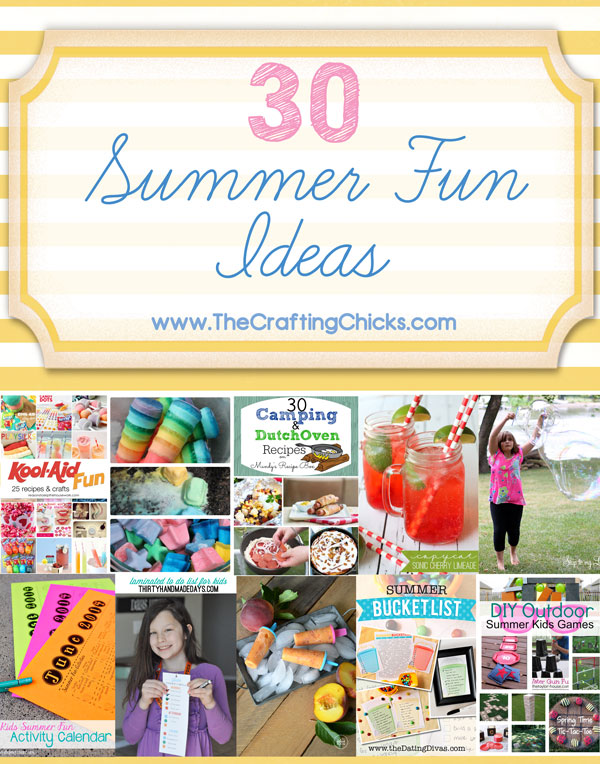 30-Summer-Time-Fun-Activities