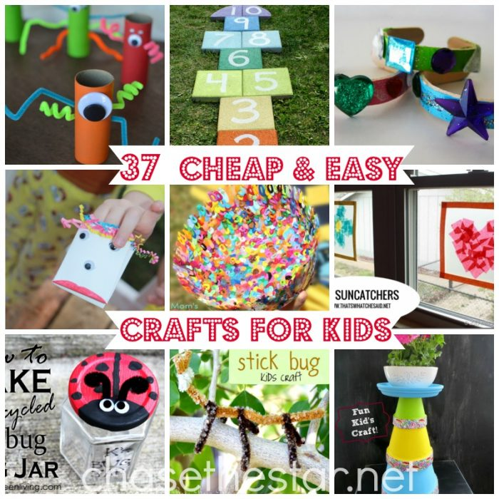 37-Cheap-and-Easy-Crafts-for-Kids-via-Chase-the-Star-crafts-kids-summer-easycrafts-diy-children-activitiesforkids-