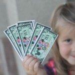 Disney Vacation Incentives for Kids: Disney Dollars
