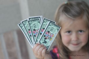Disney-dollars-for-kids