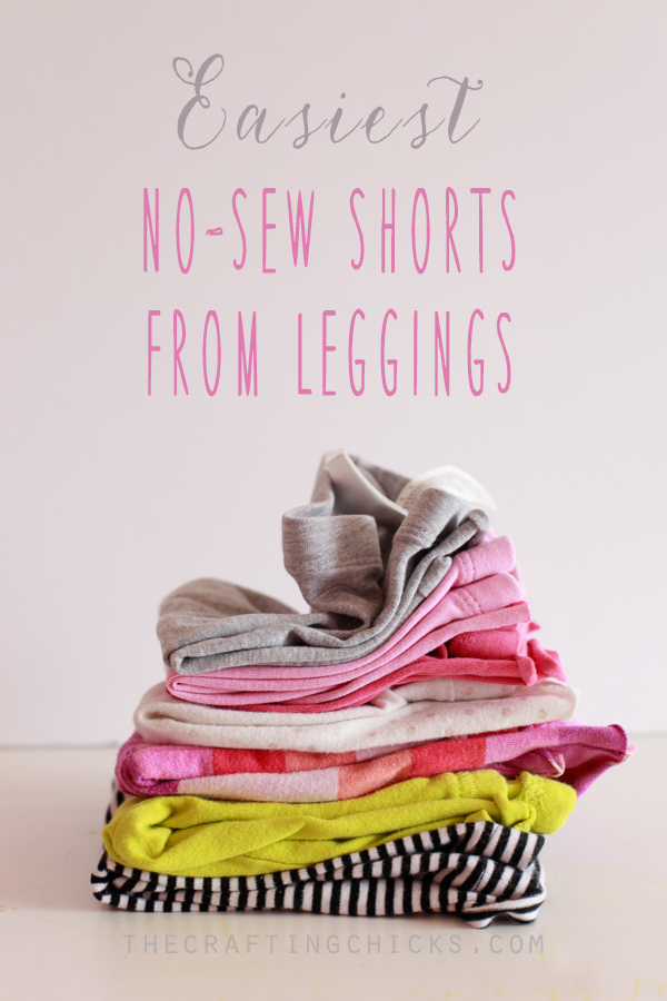no sew leggins large