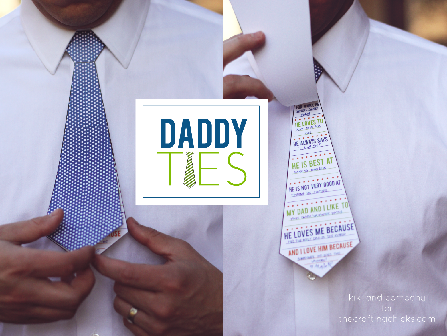 daddy ties free father s day printable the crafting chicks
