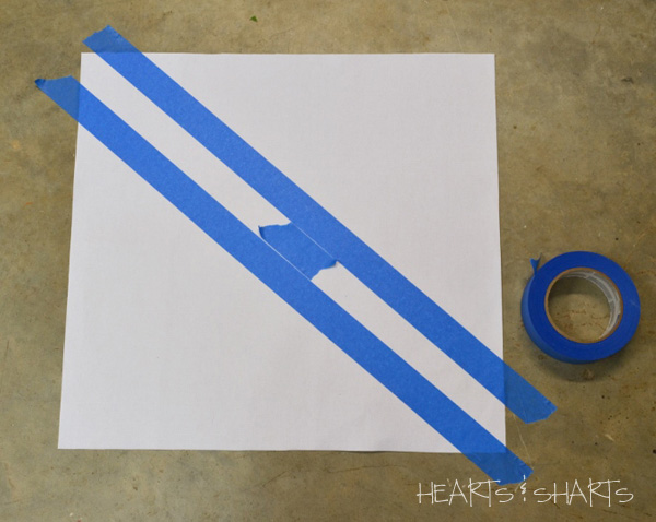 creating-designs-using-painters-tape-Hearts-And-Sharts-Crafting-Chicks