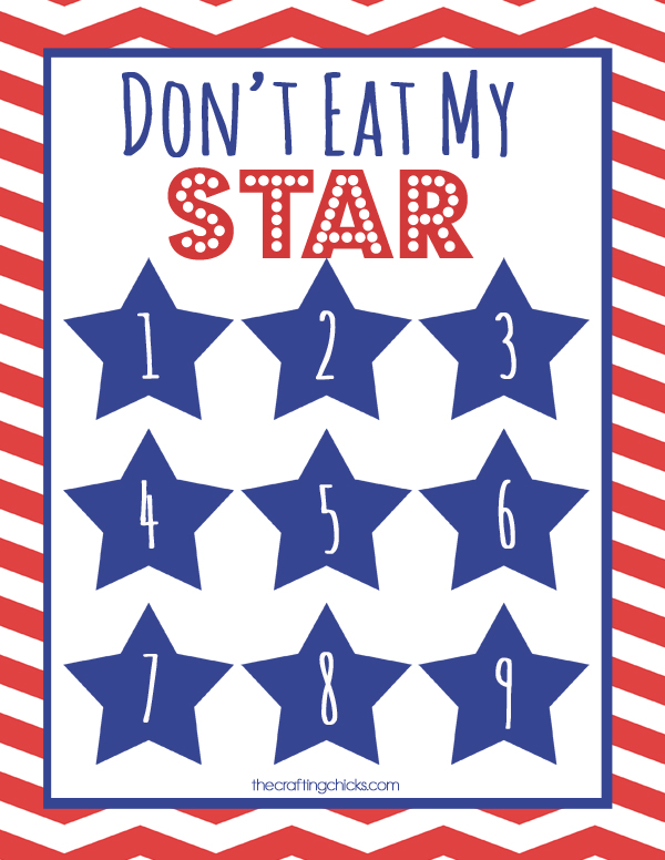 dont eat my star sm