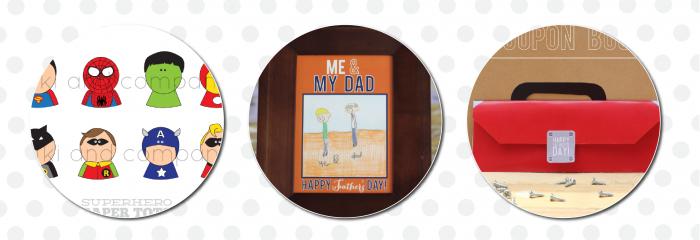 fathers day printables at kiki and company