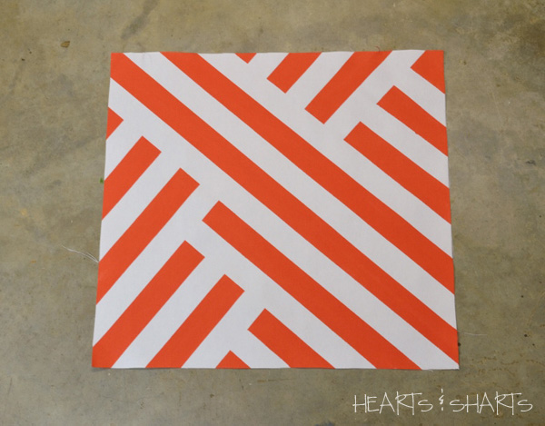 graphic-painted-pillow-latex-paint-Hearts-And-Sharts-Crafting-Chicks