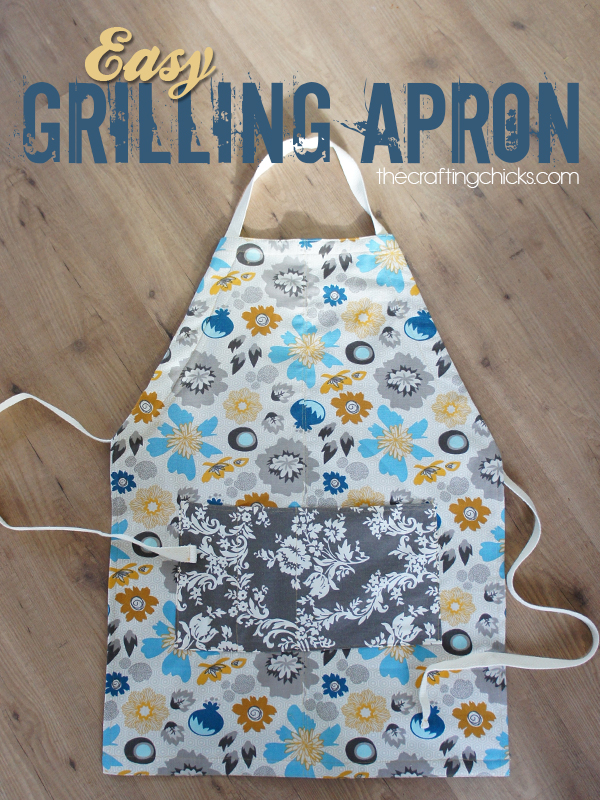 Easy Grilling Apron