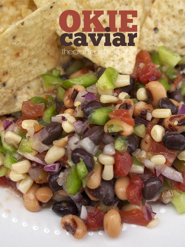 okie caviar