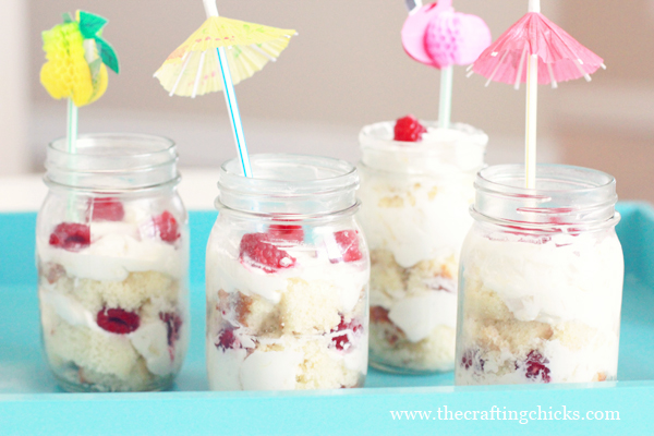 pineapple trifle