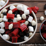 Red, White & Blue Summer Snack Mix