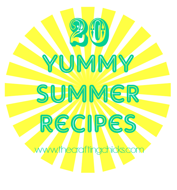 summer recipe topper