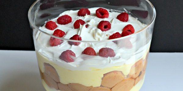 Tiramisu Trifle Bowl