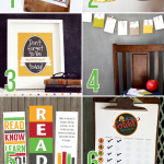Teacher Love Notes & BACK TO SCHOOL PRINTABLES