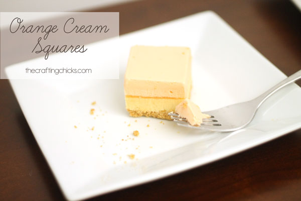 cream-and-orange-squares
