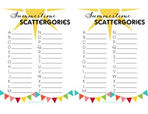 sm summer scattegories 2