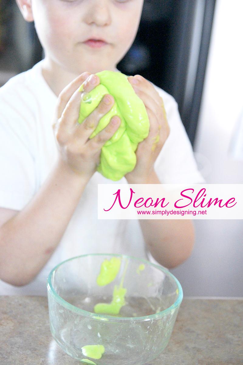 Neon Slime