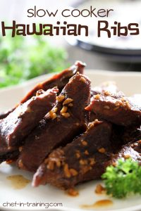 Slow-Cooker-Hawaiian-Ribs