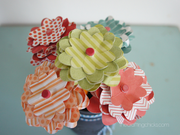 Flower Topped Pencils