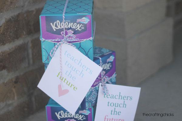 Teacher Gift Idea | Free Printable