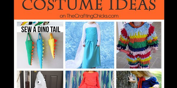 20 DIY Costume Ideas