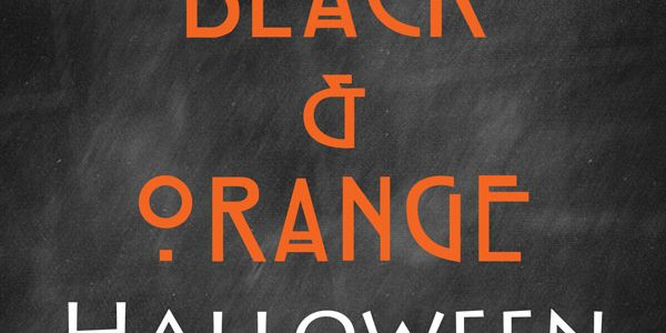 25 Orange and Black Halloween Ideas