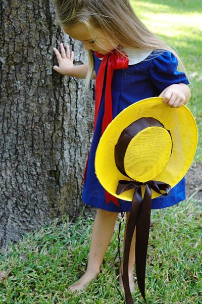 Madeline Costume Idea