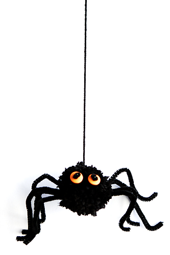 Puffy Spider