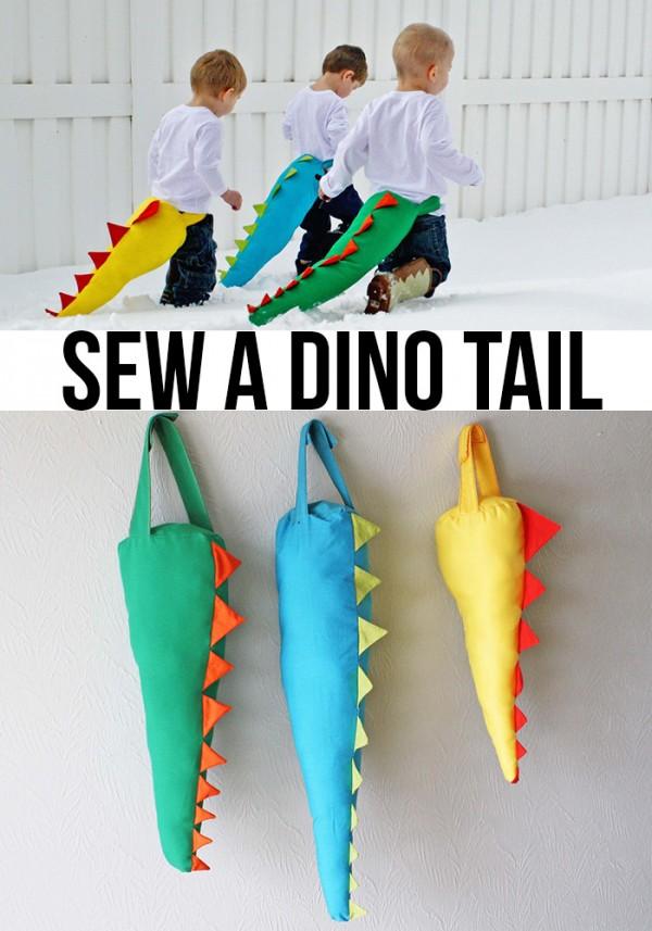 DIY-Dino-tails