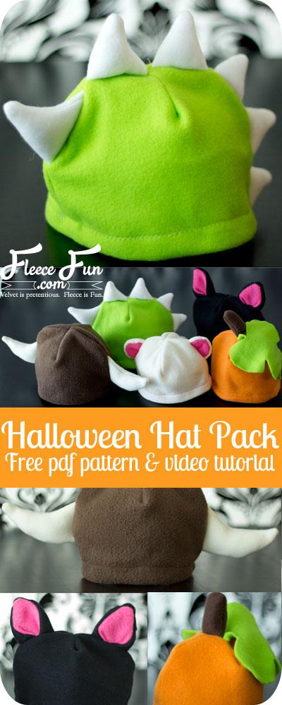 Free-fleece-hat-pattern-and-tutorial